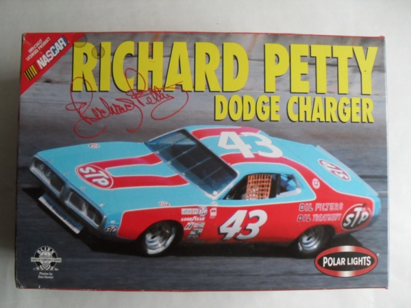 6605 RICHARD PETTY DODGE CHARGER