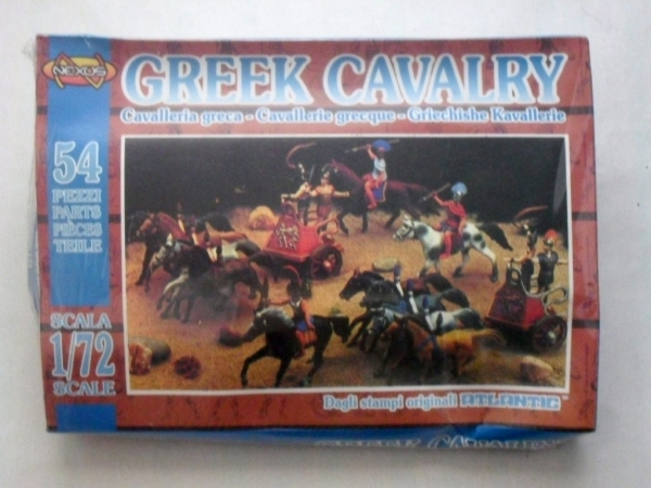 ATL006 GREEK CAVALRY