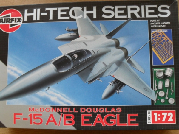10009 F-15A/B EAGLE HI-TECH SERIES
