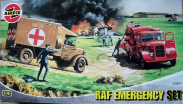 03304 RAF EMERGENCY SET
