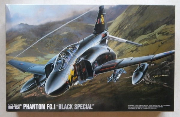 35101 BRITISH PHANTOM FG.1 BLACK SPECIAL