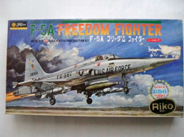 F-5A FREEDOM FIGHTER
