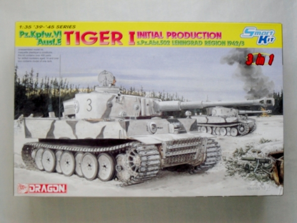 6600 TIGER I INITIAL PRODUCTION LENINGRAD REGION
