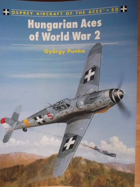 050. HUNGARIAN ACES OF WORLD WAR 2