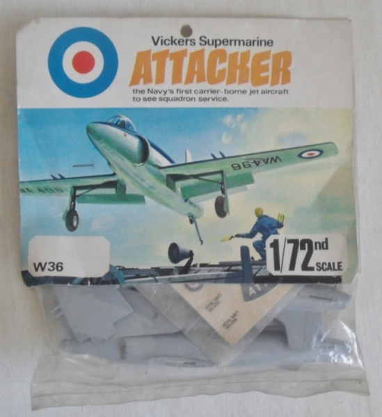 W36 VICKERS SUPERMARINE ATTACKER