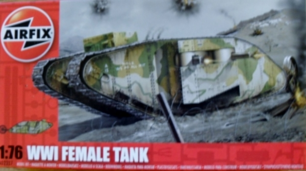 02337 WWI FEMALE TANK