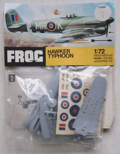 F209F HAWKER TYPHOON