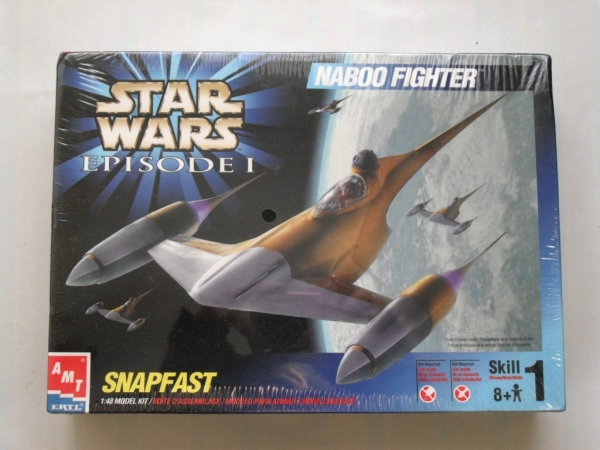 30117 NABOO FIGHTER
