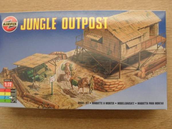 03382 JUNGLE OUTPOST