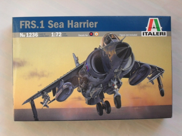 1236 SEA HARRIER FRS.1
