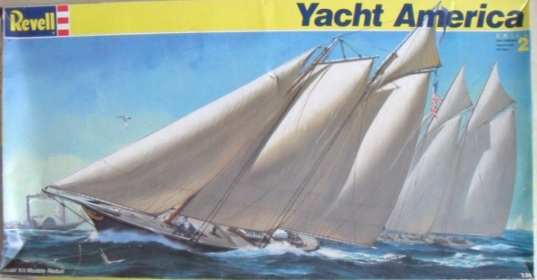 5632 YACHT AMERICA 1/56  UK SALE ONLY