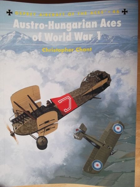046. AUSTRO-HUNGARIAN ACES OF WORLD WAR 1