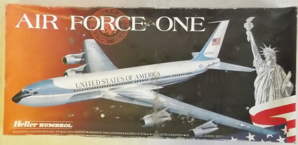 80307 AIR FORCE ONE  UK SALE ONLY