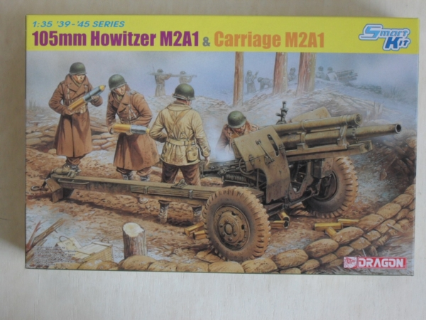 6499 105mm HOWITZER M2A1