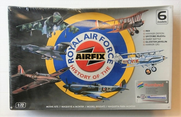 08673 HISTORY OF THE RAF  UK SALE ONLY
