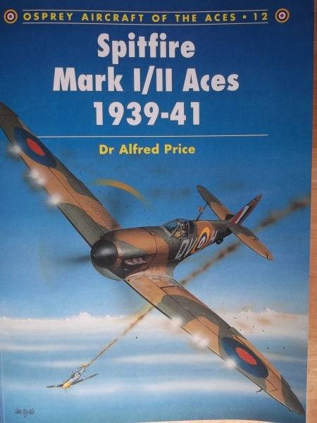 012. SPITFIRE MARK I/II ACES 1939-41