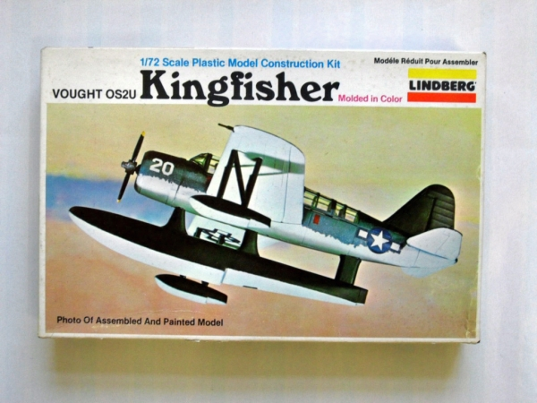 940 VOUGHT OS2U KINGFISHER