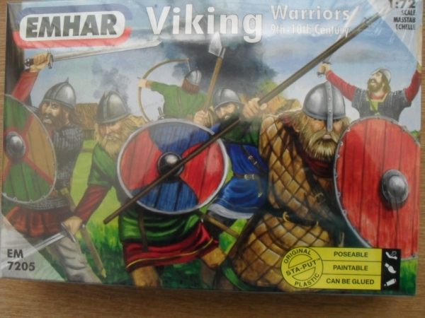 7205 VIKING WARRIORS