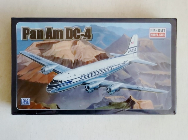 14500 DC-4 PAN AM