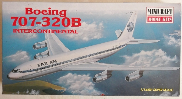 14450 BOEING 707-320B PAN AM