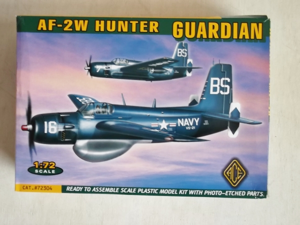 72304 AF-2W GUARDIAN HUNTER
