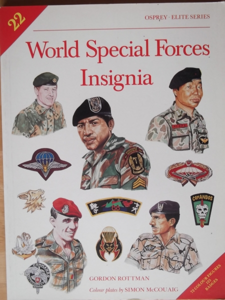 022. WORLD SPECIAL FORCES INSIGNIA