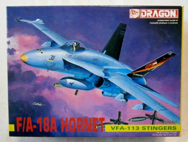 4513 F/A-18A HORNET VFA-113 STINGERS