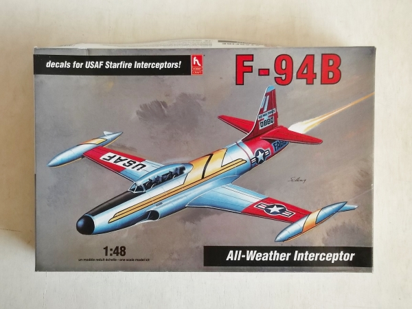 1598 F-94B NIGHT FIGHTER