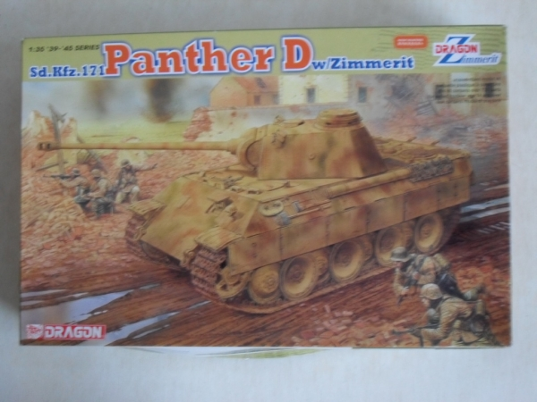 6428 PANTHER D WITH ZIMMERIT