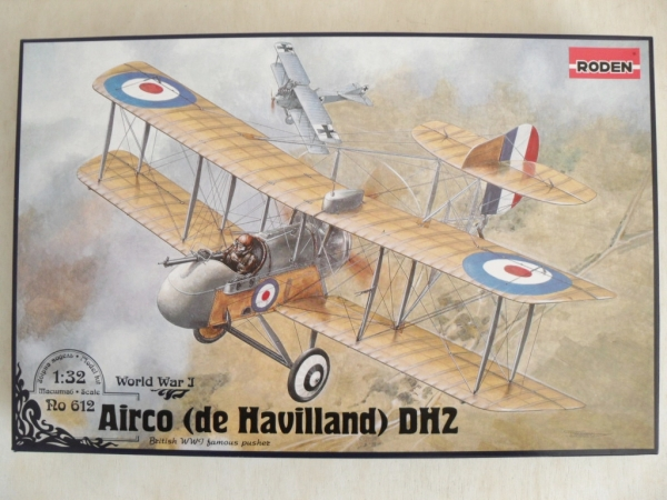 612 de HAVILLAND DH-2