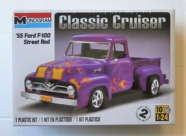 0880 CLASSIC CRUISER 55 FORD F-100 STREET ROD