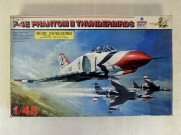 4050 F-4E PHANTOM II THUNDERBIRDS