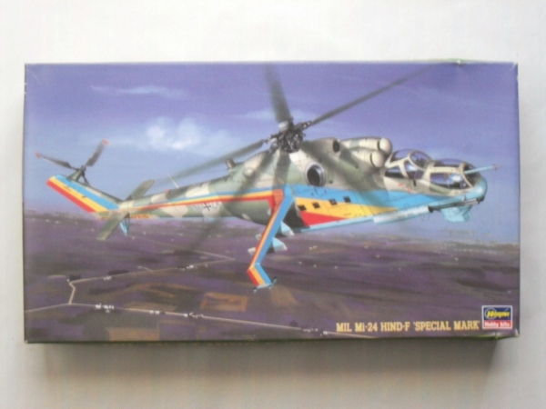 SP115 Mi-24 HIND F LUFTWAFFE SPECIAL MKGS