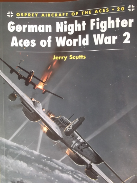 020. GERMAN NIGHT FIGHTER ACES OF WORLD WAR 2