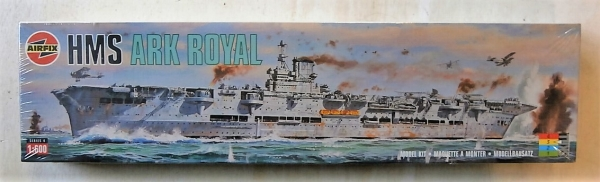 04208 HMS ARK ROYAL