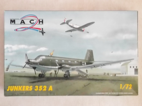 031 JUNKERS Ju 352A TRANSPORT