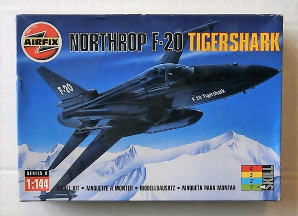 00103 NORTHROP F-20 TIGERSHARK