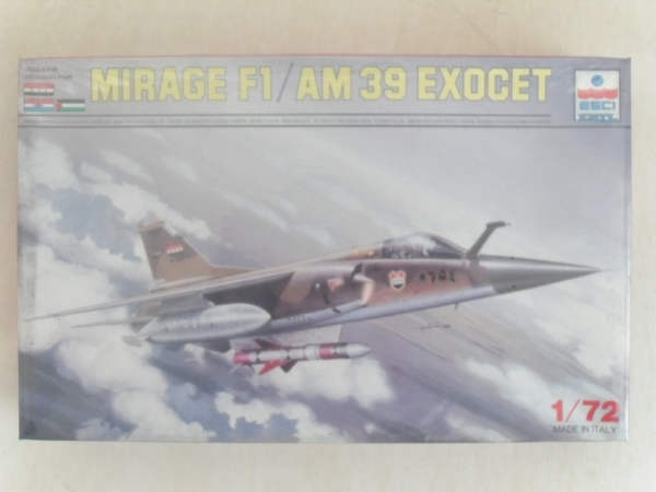 9063 MIRAGE F1 AM-39 EXOCET