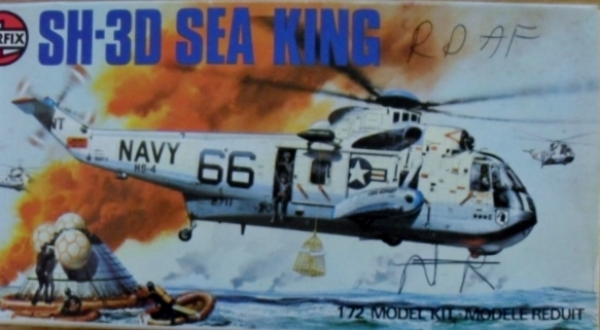 03010 SH-3D SEA KING  US