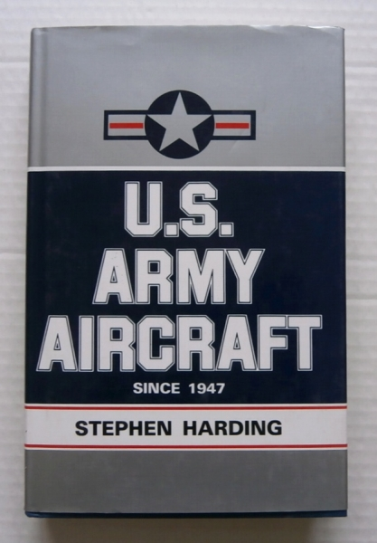 CHEAP BOOKS ZB018 US ARMY AIRCRAFT SINCE 1947