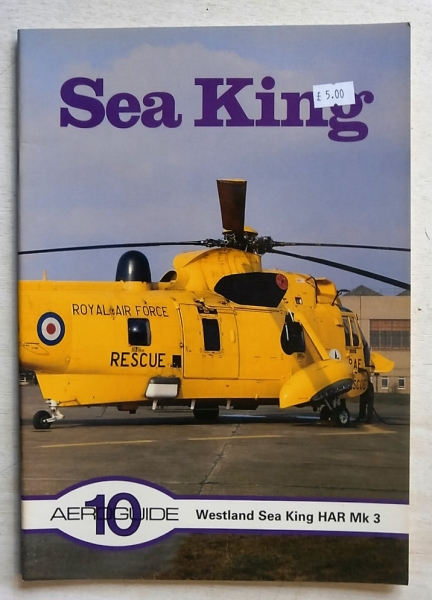 10. WESTLAND SEA KING HAR Mk 3