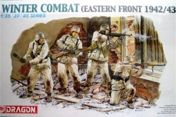 6154 WINTER COMBAT EASTERN FRONT 1942/43