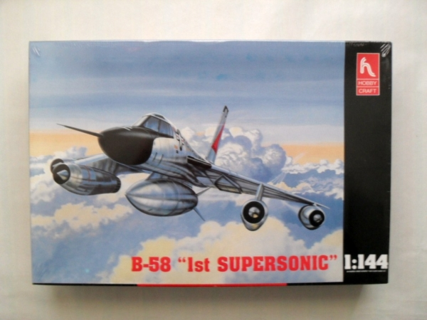 1260 B-58 1st SUPERSONIC