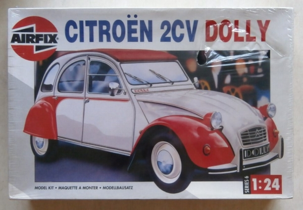 06417 CITROEN 2CV DOLLY