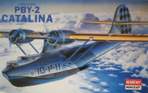 2122 CONSOLIDATED PBY-2 CATALINA