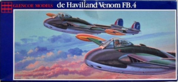 05107 De HAVILLAND VENOM FB.4