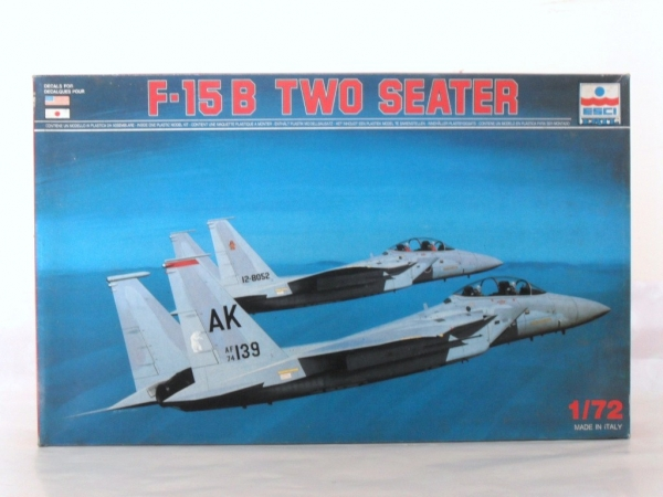 9048 F-15B TWO SEATER