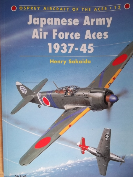 013. JAPANESE ARMY AIR FORCE ACES 1937-45