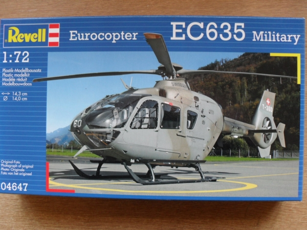 04647 EUROCOPTER EC635 MILITARY