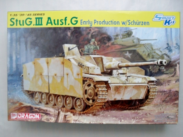 6365 StuG III Ausf.G EARLY PRODUCTION WITH SCHURZEN